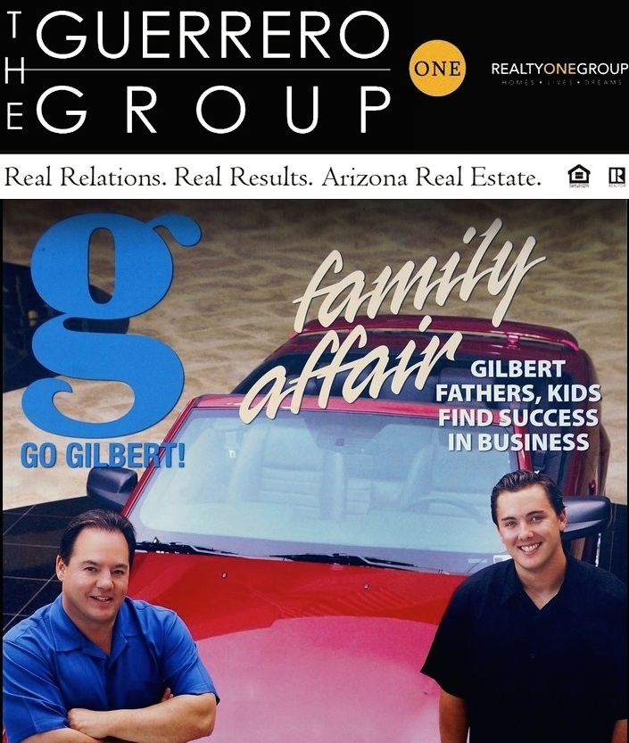 The Guerrero Group of Realty ONE Gilbert Arizona Real Estate Professionals copy