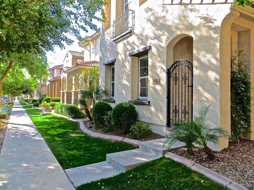 The Guerrero Group homes for Sale in The Willows 4142 E Vest Ave Gilbert AZ 85295 $217,700 2
