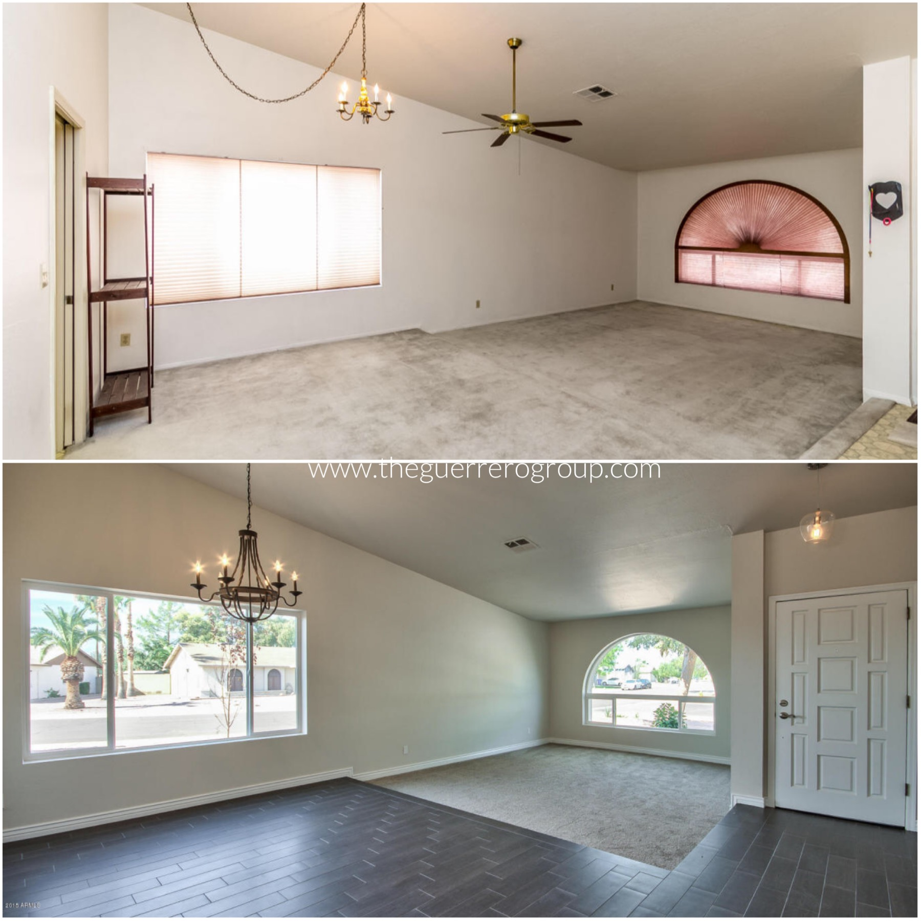 The Guerrero Group offering Newly Renovated Chandler Homes for Sale near 101 Freeway & Price Corridor