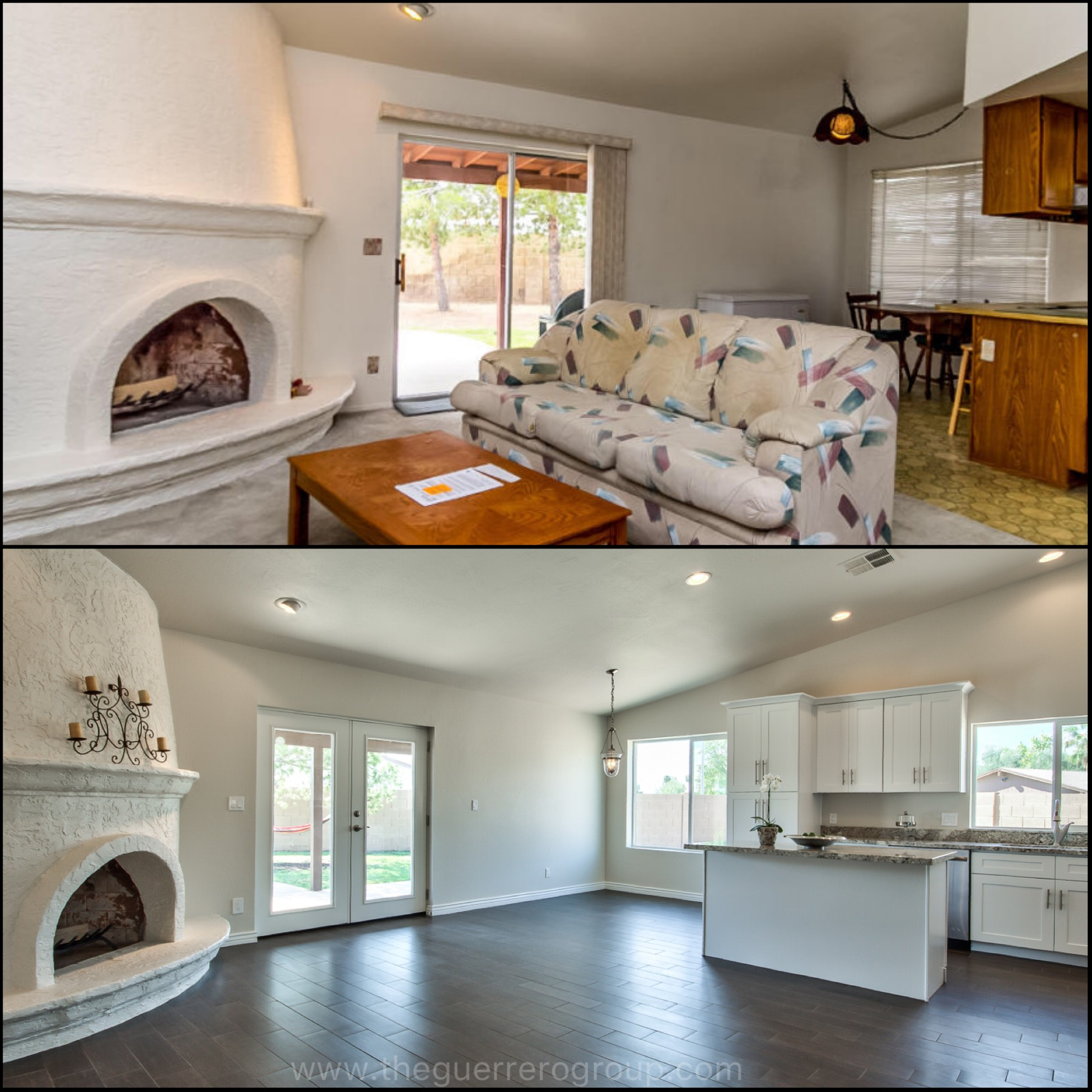 The Guerrero Group's latest Chandler Home Renovation in Tierra Dobson 85224