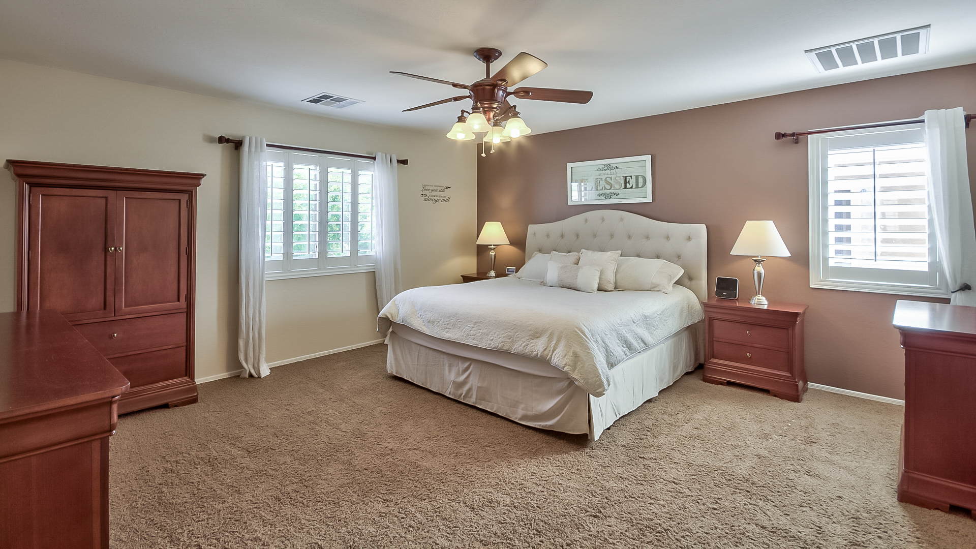 5 bed 3 bath south gilbert home for sale with pool in vista dorada