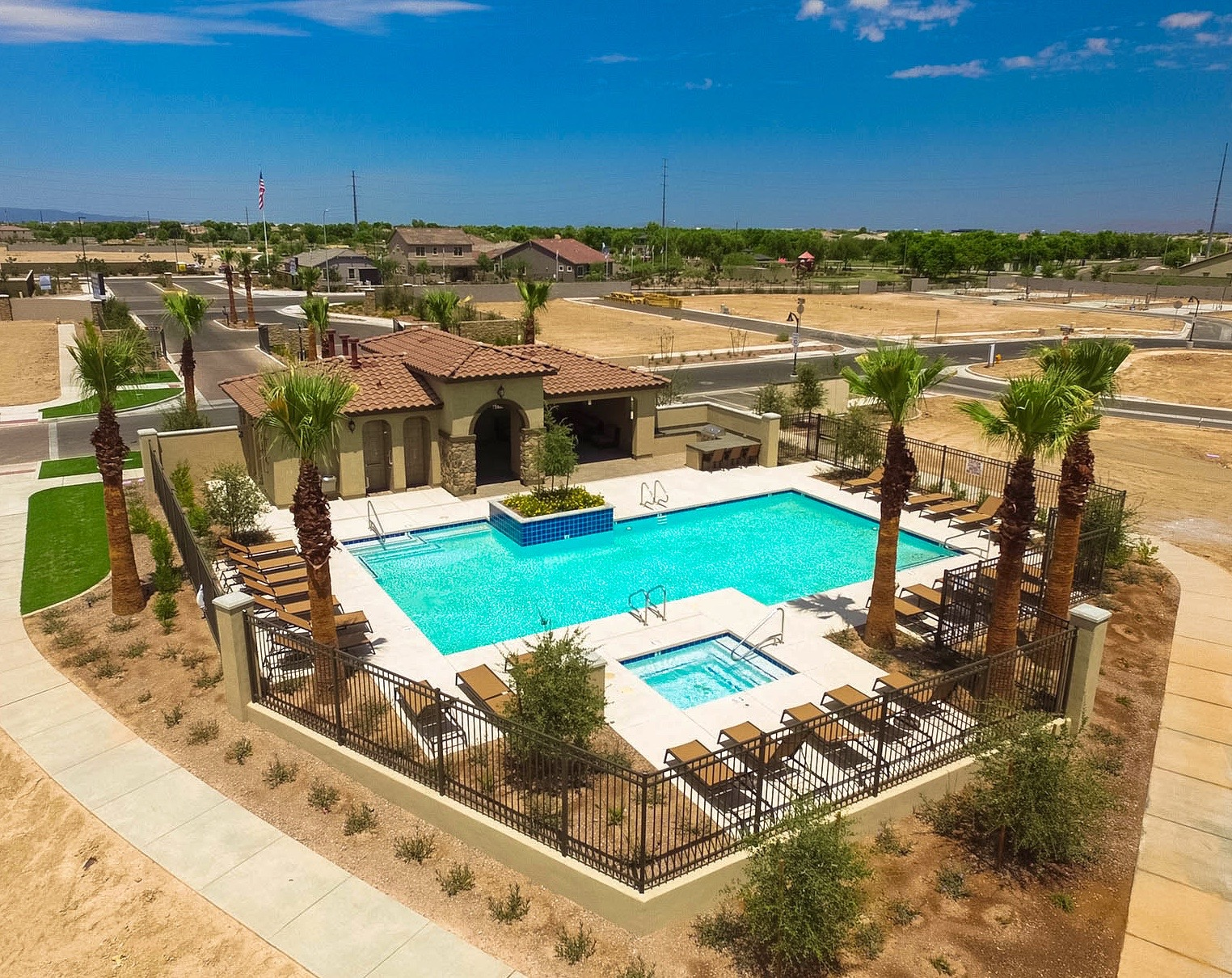 Inspiration At Layton Lakes New Gated Community In South Chandler Arizona Pricing Starting At