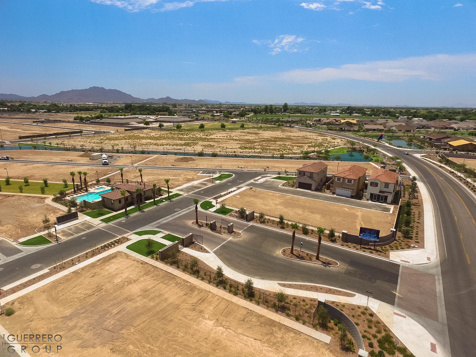 More On Freeways To Parks >> INSPIRATION at LAYTON LAKES New Gated Community in South Chandler, Arizona - Pricing starting at ...