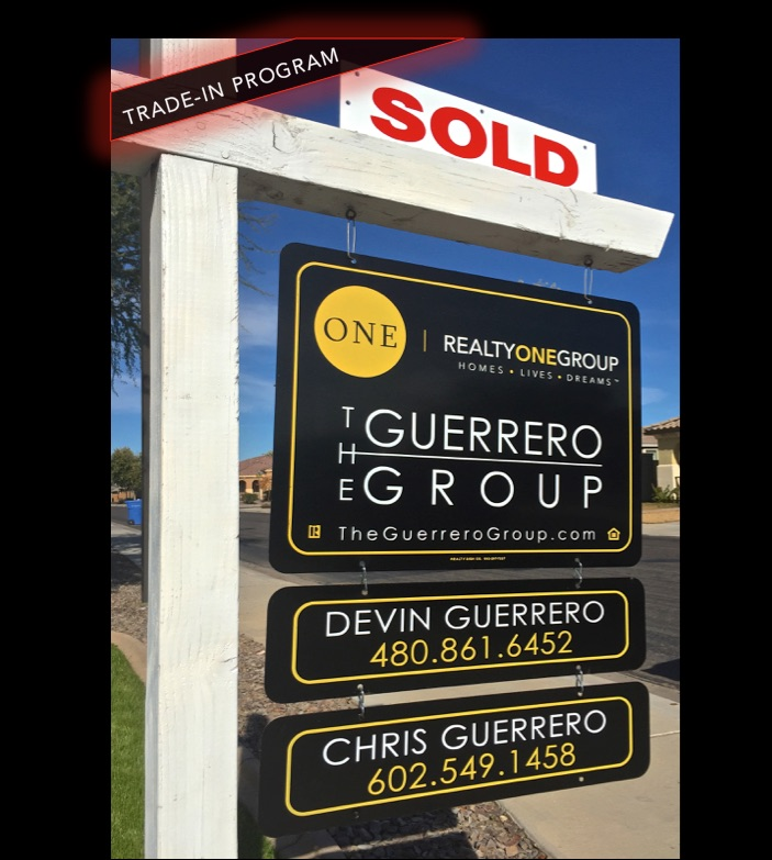 arizona new home trade in program the guerrero group