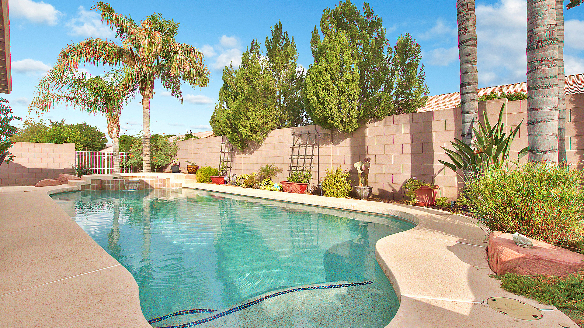 Mountain view highlands home for sale with pool in mesa az for Pool fill in mesa az
